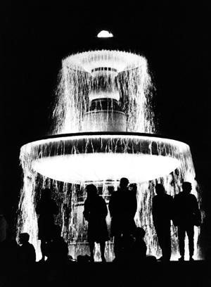 Bei den Schwabinger Krawallen, 1962