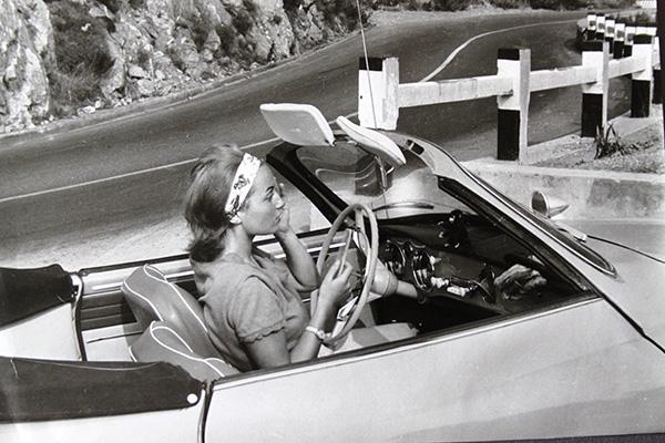 Reise an die Côte d'Azur, 1960