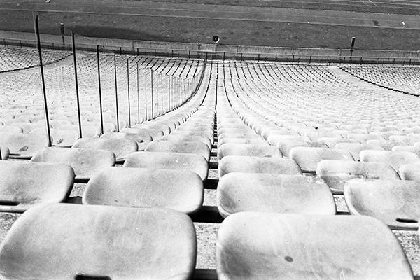 Olympiastadion München, 1975