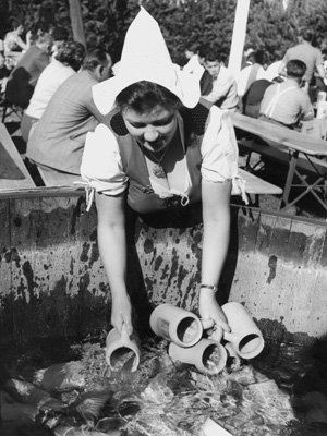 Münchner Oktoberfest, 1953